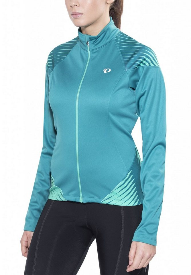 PEARL iZUMi Radjacke »Elite Softshell Jacket Women« in türkis