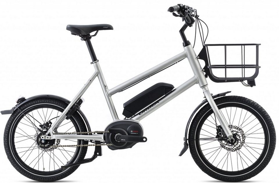 ORBEA Fahrrad »Katu-E 10« in silber