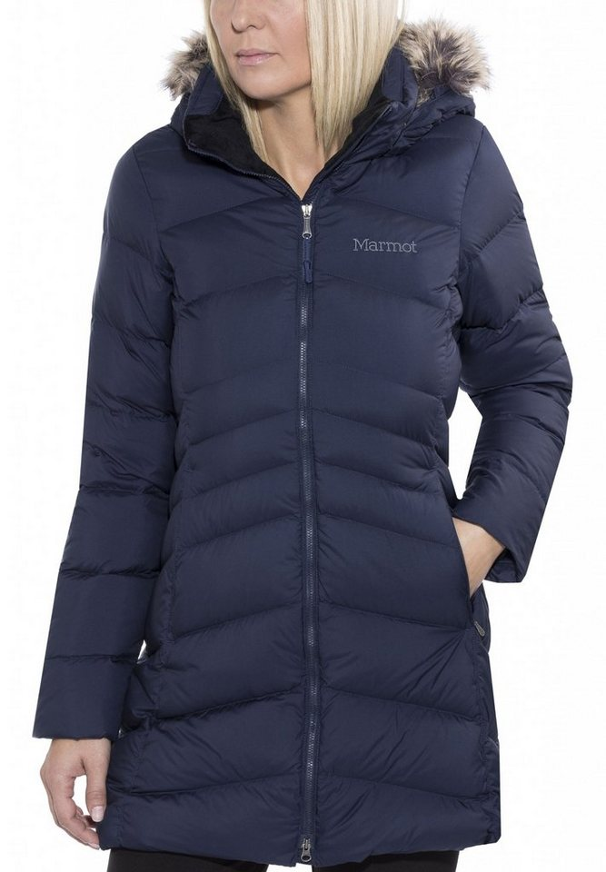 Marmot Outdoorjacke »Montreal Coat Women« in blau