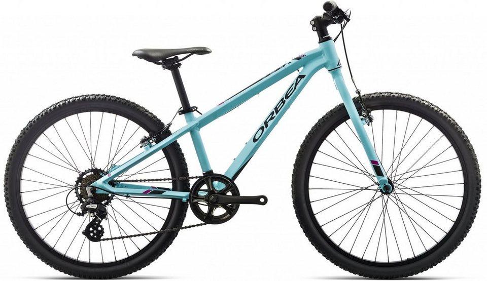 ORBEA Kinderrad »MX 24 Dirt« in blau