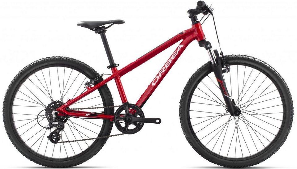 Orbea Kinderrad »MX 24 XC« in rot