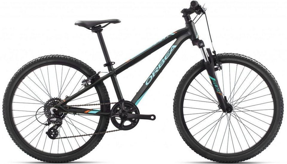 ORBEA Kinderrad »MX 24 XC« in schwarz