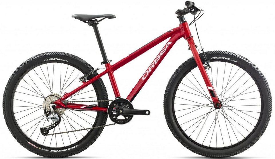 Orbea Kinderrad »MX 24 Team« in rot