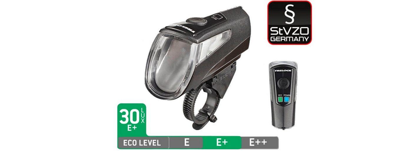 Trelock Fahrradbeleuchtung »LS 460 I-GO POWER Frontlicht«