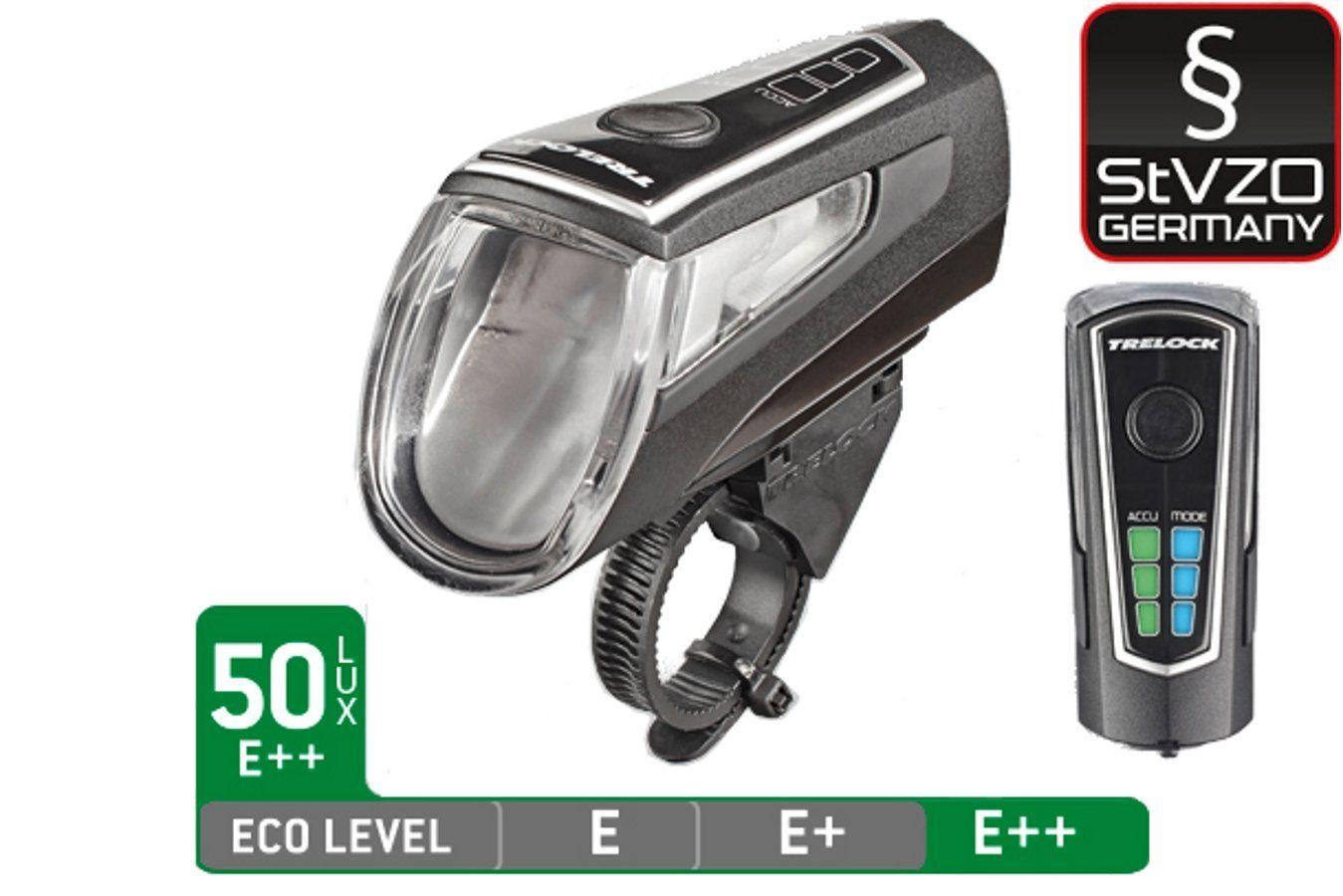 Trelock Fahrradbeleuchtung »LS 560 I-GO CONTROL Frontlicht«