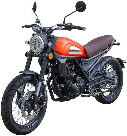 GT UNION Motorrad »Madison 125«, 125 ccm, 95 km/h, Euro 4