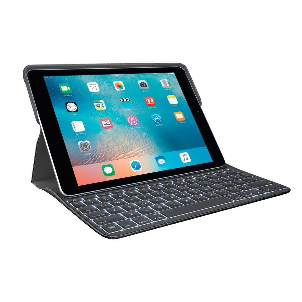Logitech Tastatur-Case »CREATE Tastatur-Case mit Hintergrundbeleuchtung«