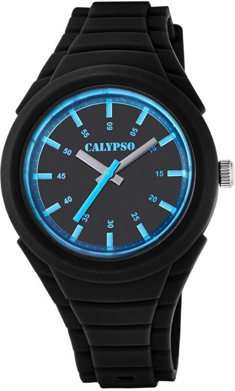 CALYPSO WATCHES Quarzuhr »K5724/8« in schwarz