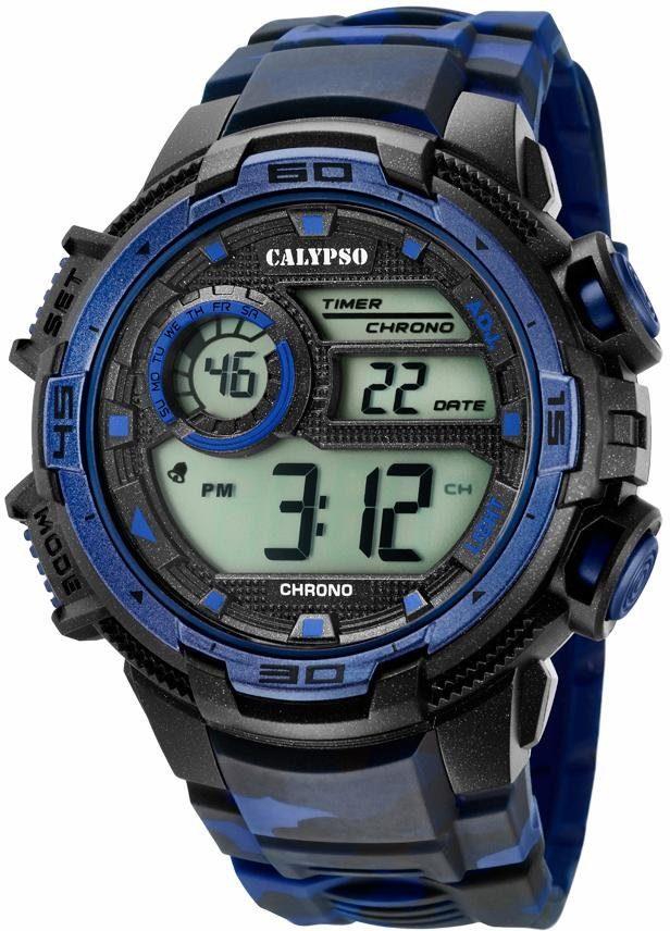 CALYPSO WATCHES Chronograph »K5723/1«