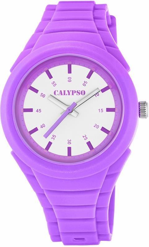 CALYPSO WATCHES Quarzuhr »K5724/4« in lila