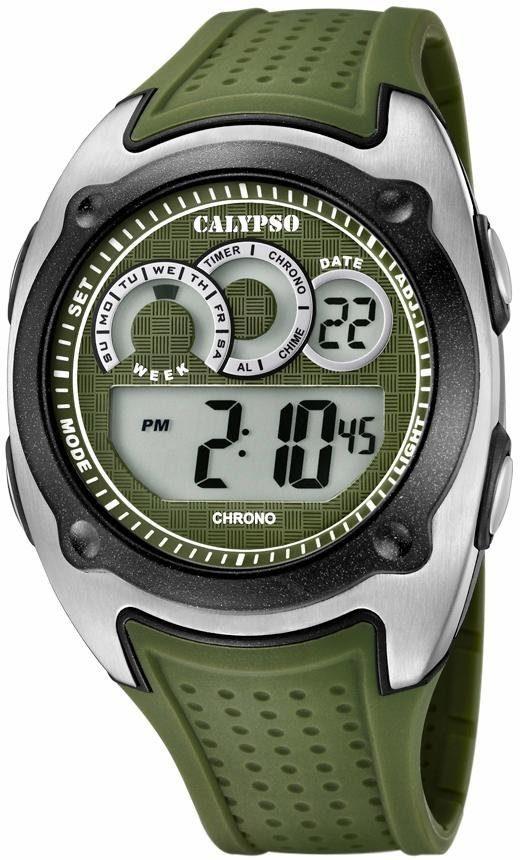 CALYPSO WATCHES Chronograph »K5722/2«