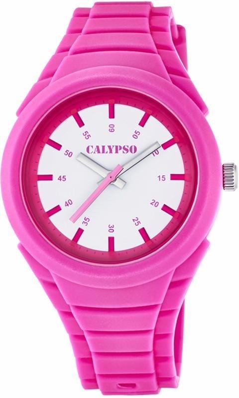 CALYPSO WATCHES Quarzuhr »K5724/2« in pink