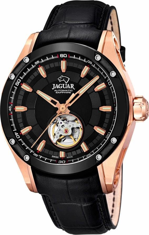 Jaguar Automatikuhr »Special Edition Swiss Made, J814/A«