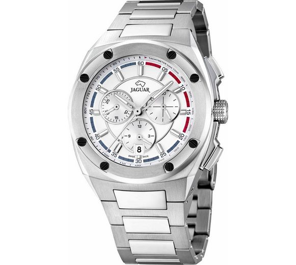 Jaguar Chronograph »Exekutive Swiss Made, J805/1« dezentrale Sekunde