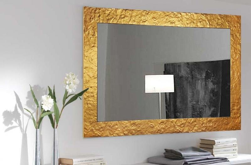 Home affaire, Wandspiegel, 55/95 in Gold