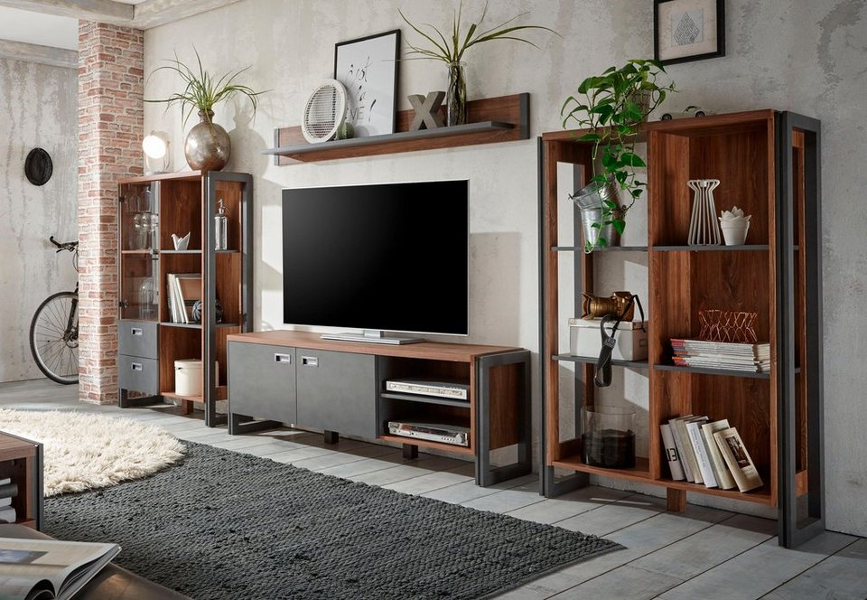 stunning industrial look wohnzimmer ideas - unintendedfarms.us ... - Wohnzimmer Industrial Style