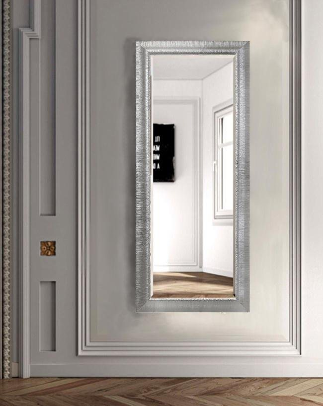 Home affaire, Wandspiegel »Manila«, 55/155 in Silber