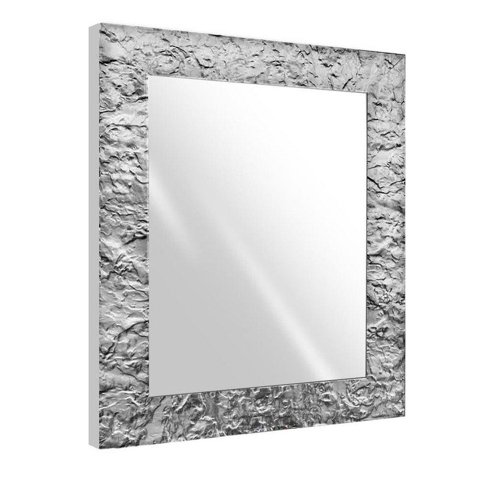 Home affaire, Wandspiegel, 72/112 cm in Silber
