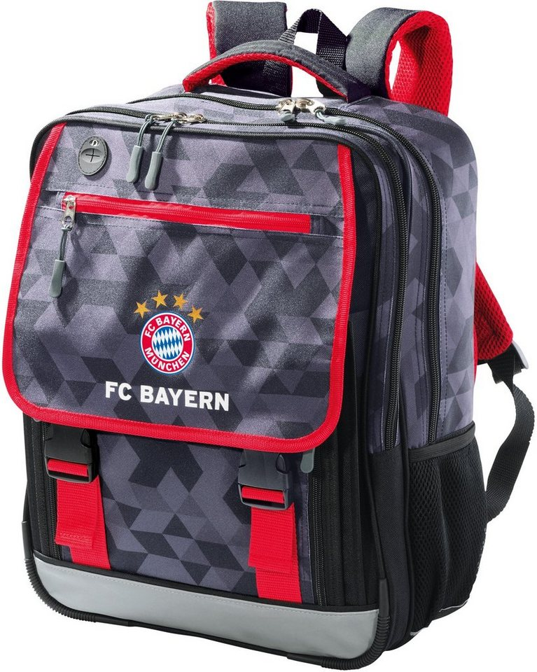 FC Bayern Schulrucksack Classic