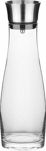 CHG Karaffe, mit Edelstahl-Ausgießer, 1,1 l
