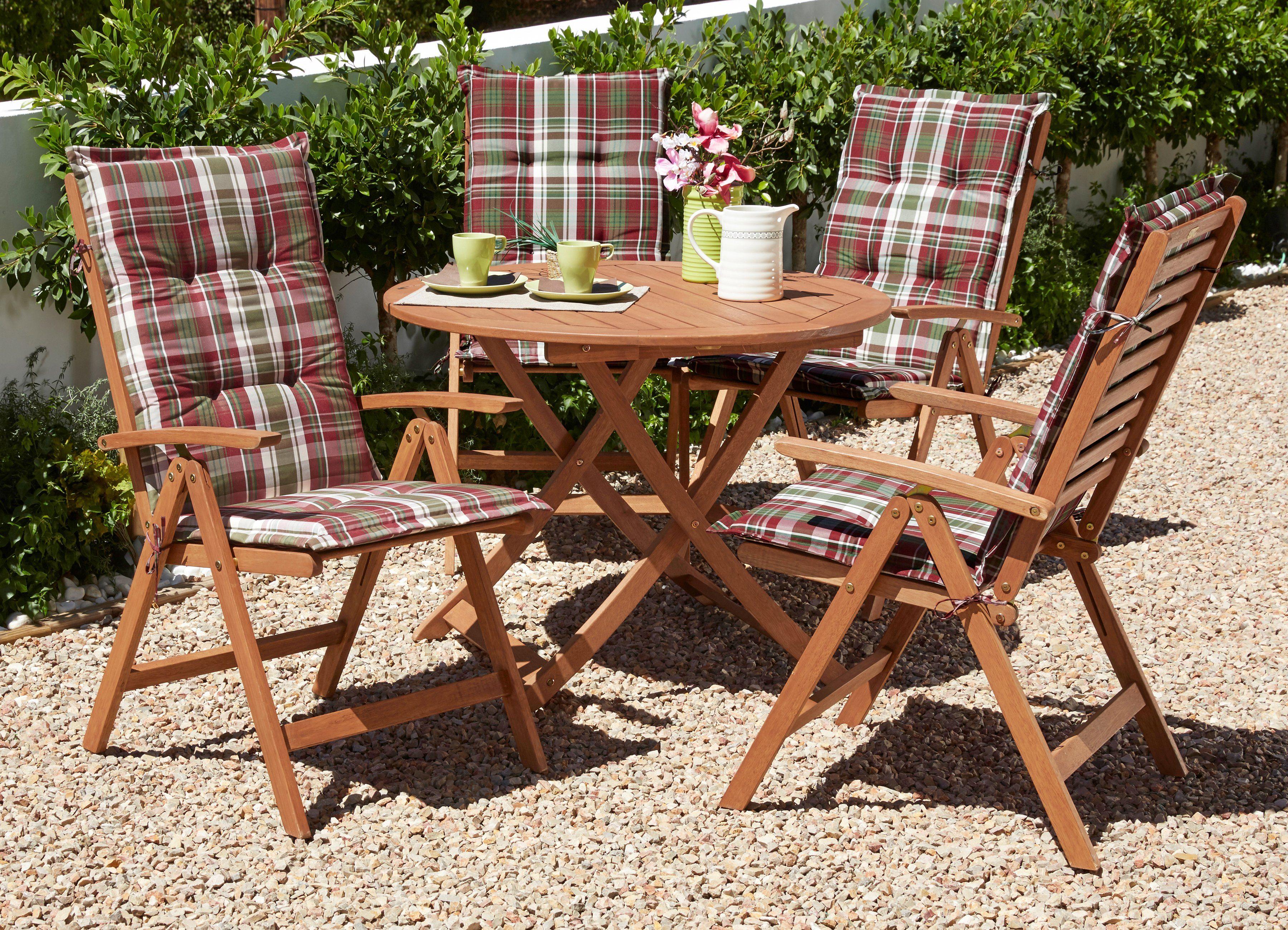 Gartenmöbel Set Holz Teilig ~ Indoba gartenmöbel set teilig montana gartenset holz garnitur
