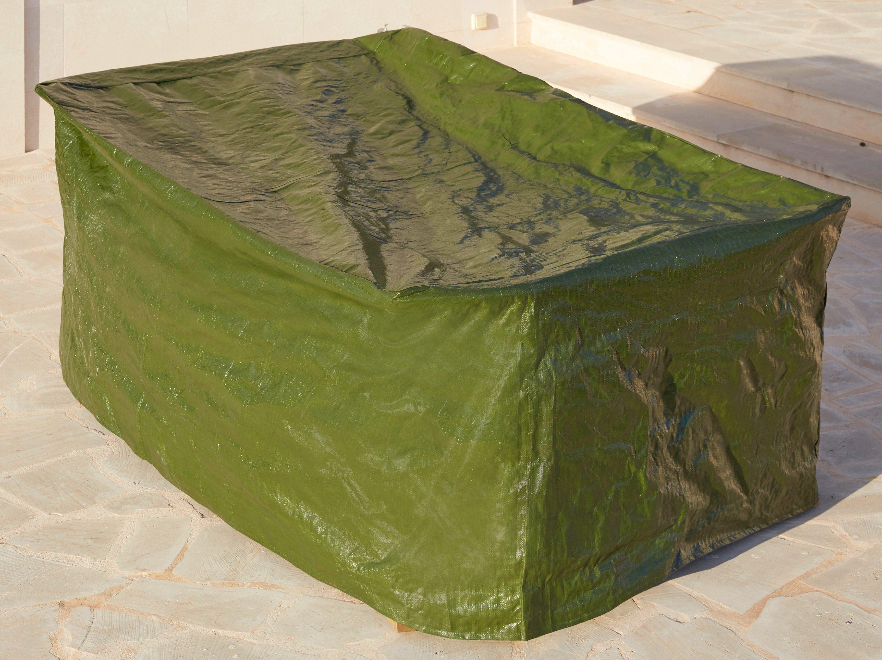 Schutzhülle, Gartenmöbelset, (L/B/H) 155x210x105 cm