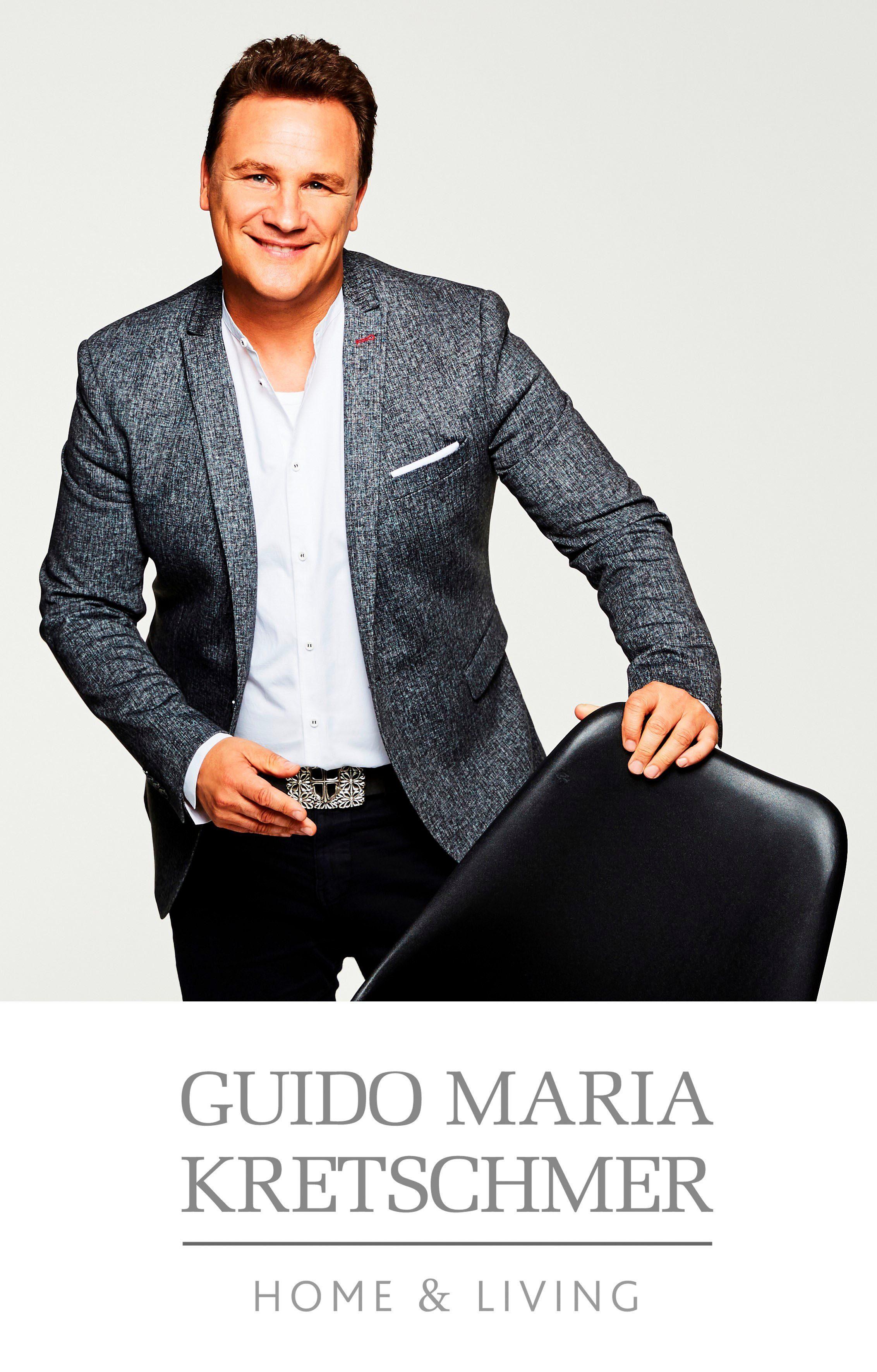 Teppich Adina, Guido Maria Kretschmer Home&Living, rechteckig, Höhe 13 mm, Elegante Doppelbordüre online kaufen