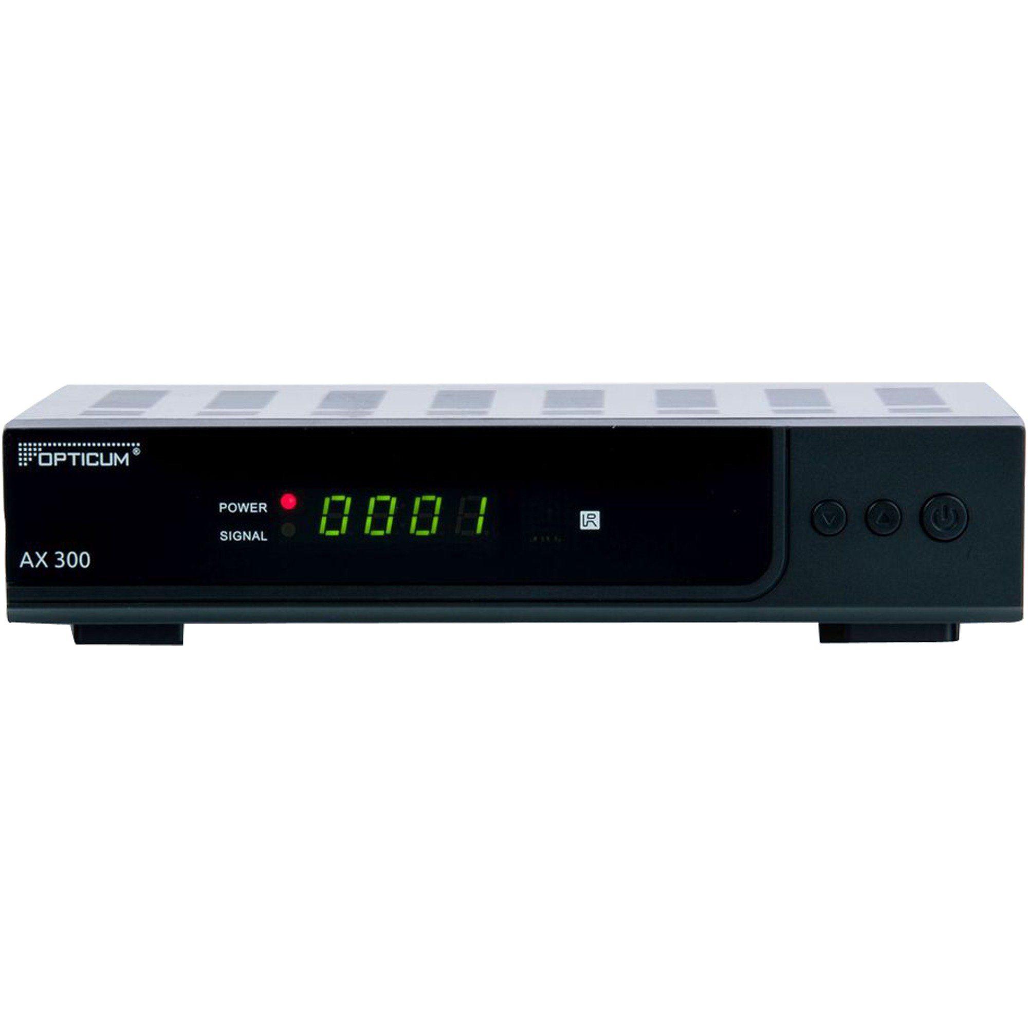 Opticum Red Sat-Receiver »HD AX 300 PVR«