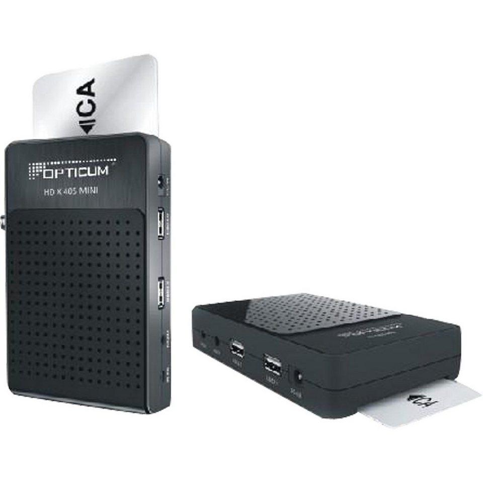 Opticum Red Sat-Receiver »HD X405 Mini«