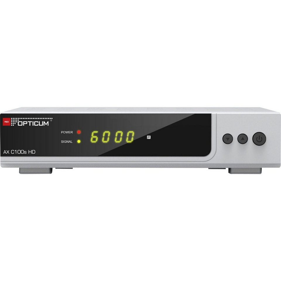 Opticum Red Kabel-Receiver »C100 HD«
