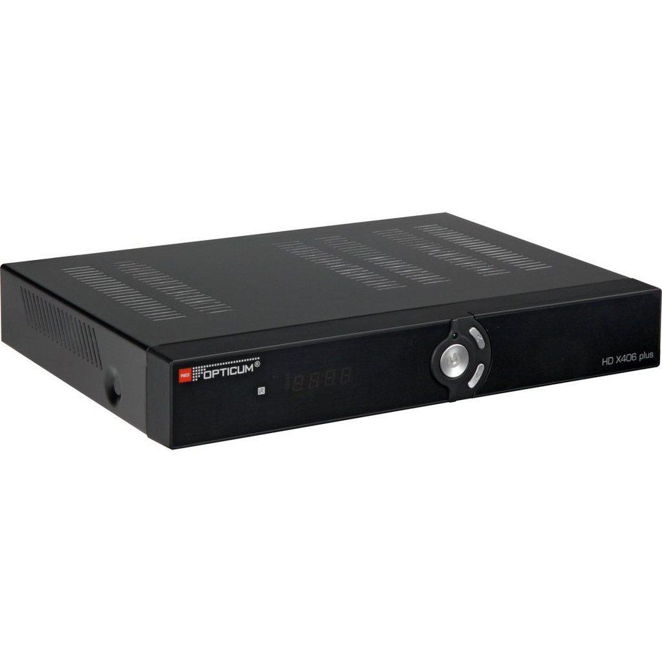 Opticum Red Sat-Receiver »HD X406 Plus«
