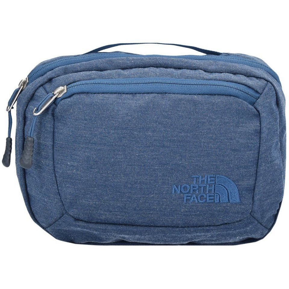 The North Face Roo II Gürteltasche 24 cm in shady blue highrise-