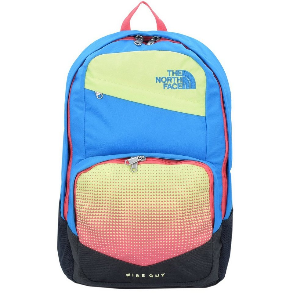The North Face Camp Wise Guy Rucksack 45 cm Tabletfach in blue astor-sharpgree