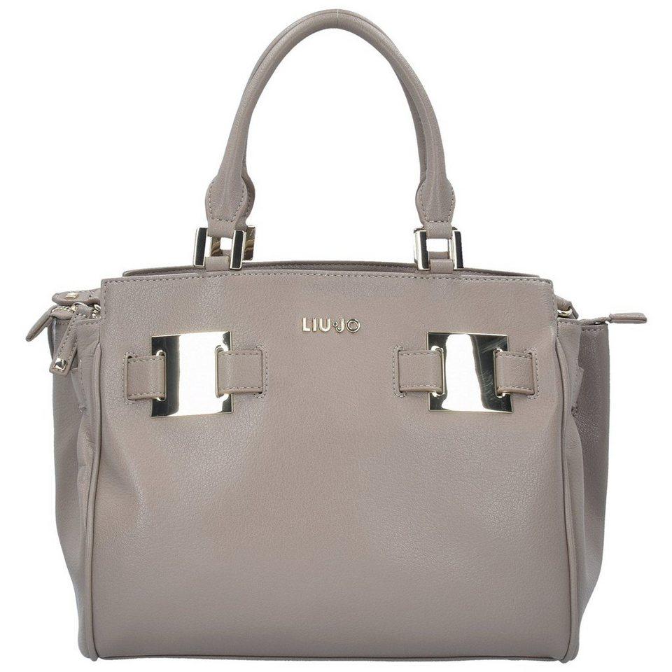 Liu Jo Shopping S Vulcano Shopper Tasche 35 cm in tortora