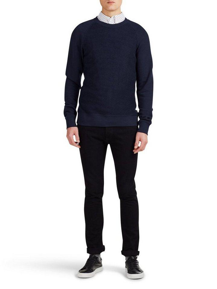 PRODUKT Lässiges Sweatshirt in Navy Blazer