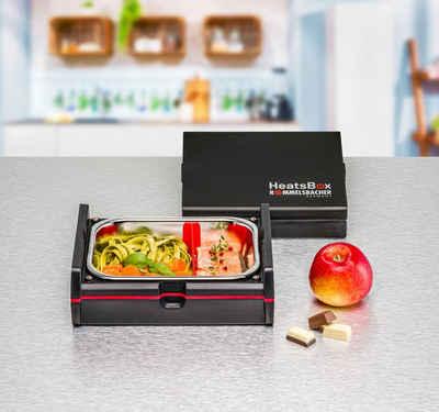Rommelsbacher Elektrische Lunchbox »HEATSBOX® HB 100«, Edelstahl, (1-tlg)