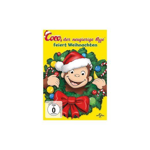 Universal DVD Coco, der neugierige Affe - feiert Weihnachten