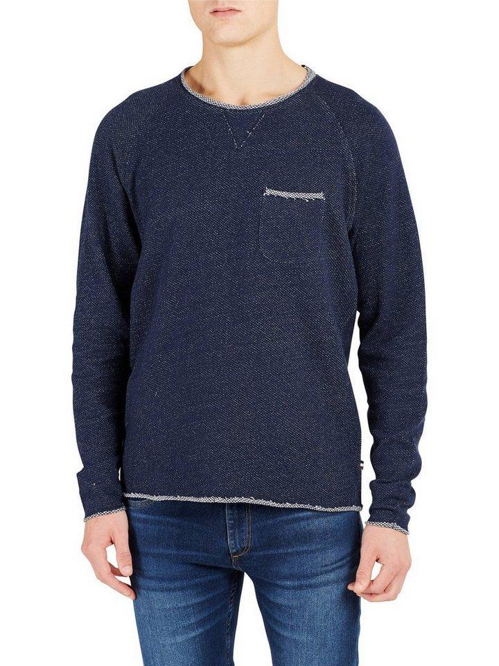 PRODUKT Crew Neck- Pullover in Navy Blazer