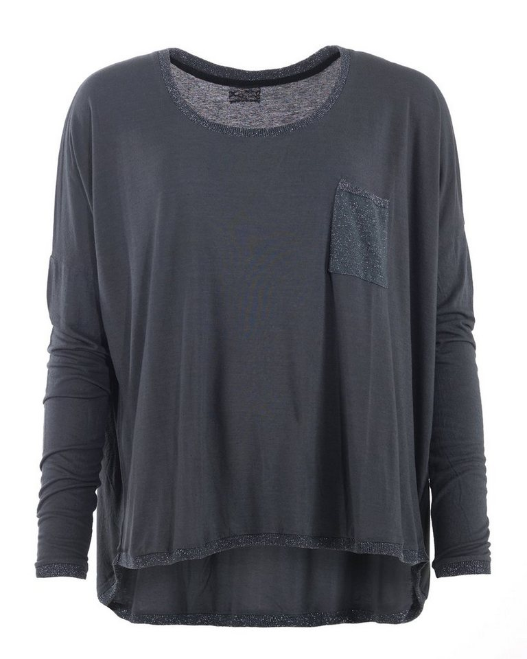 MAZE Shirt, Damen M16716 in grey
