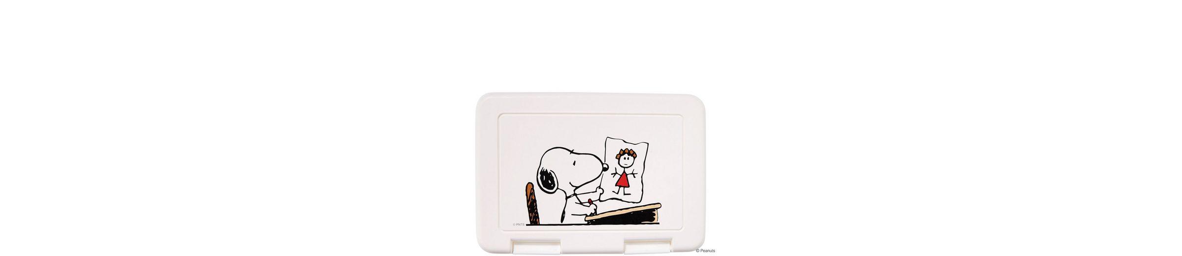 BUTLERS PEANUTS »Brotdose Snoopy Schule«