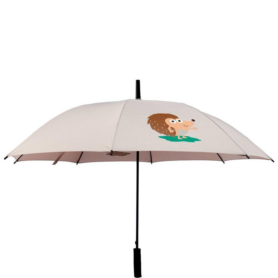 BUTLERS LITTLE HUBERT »Regenschirm Hubert« in braun