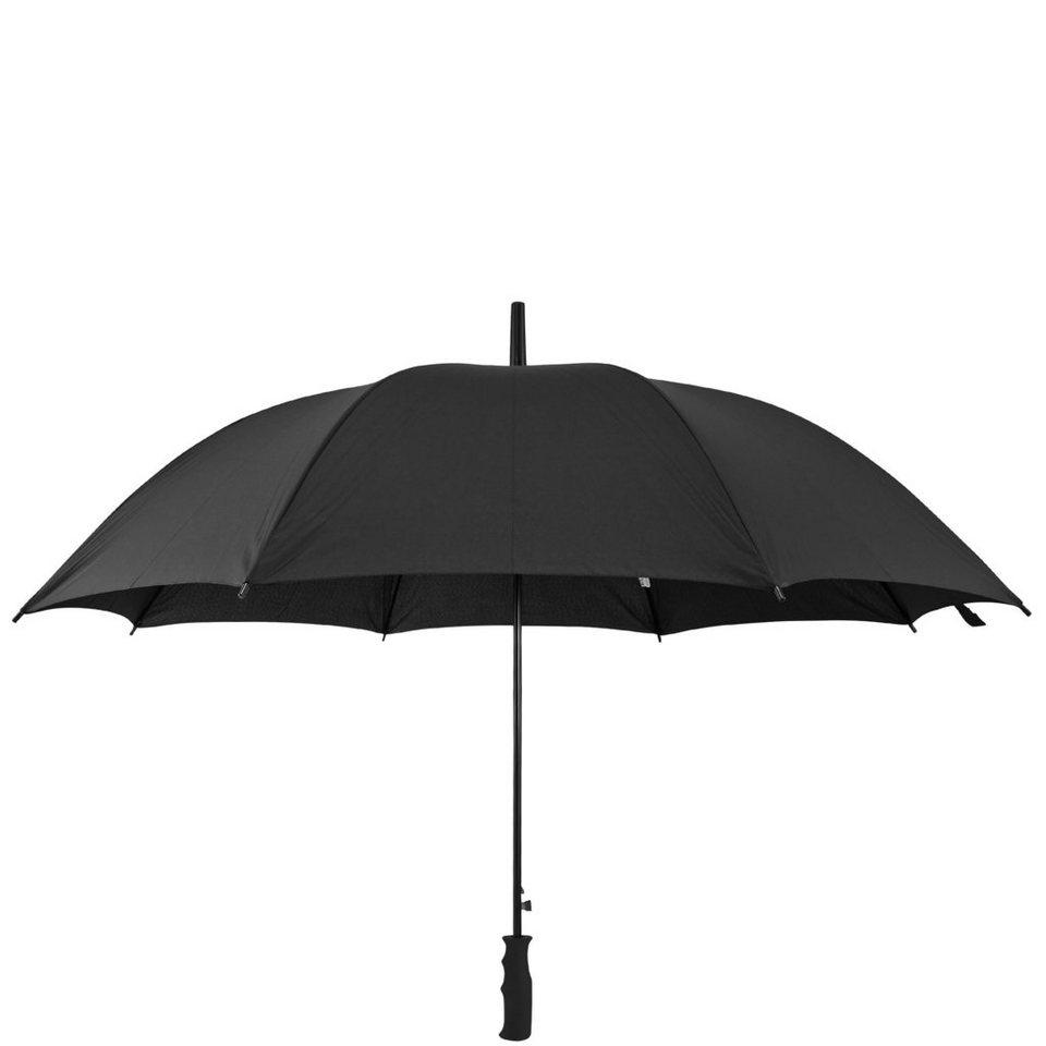BUTLERS BODYGUARD »Regenschirm groß« in schwarz