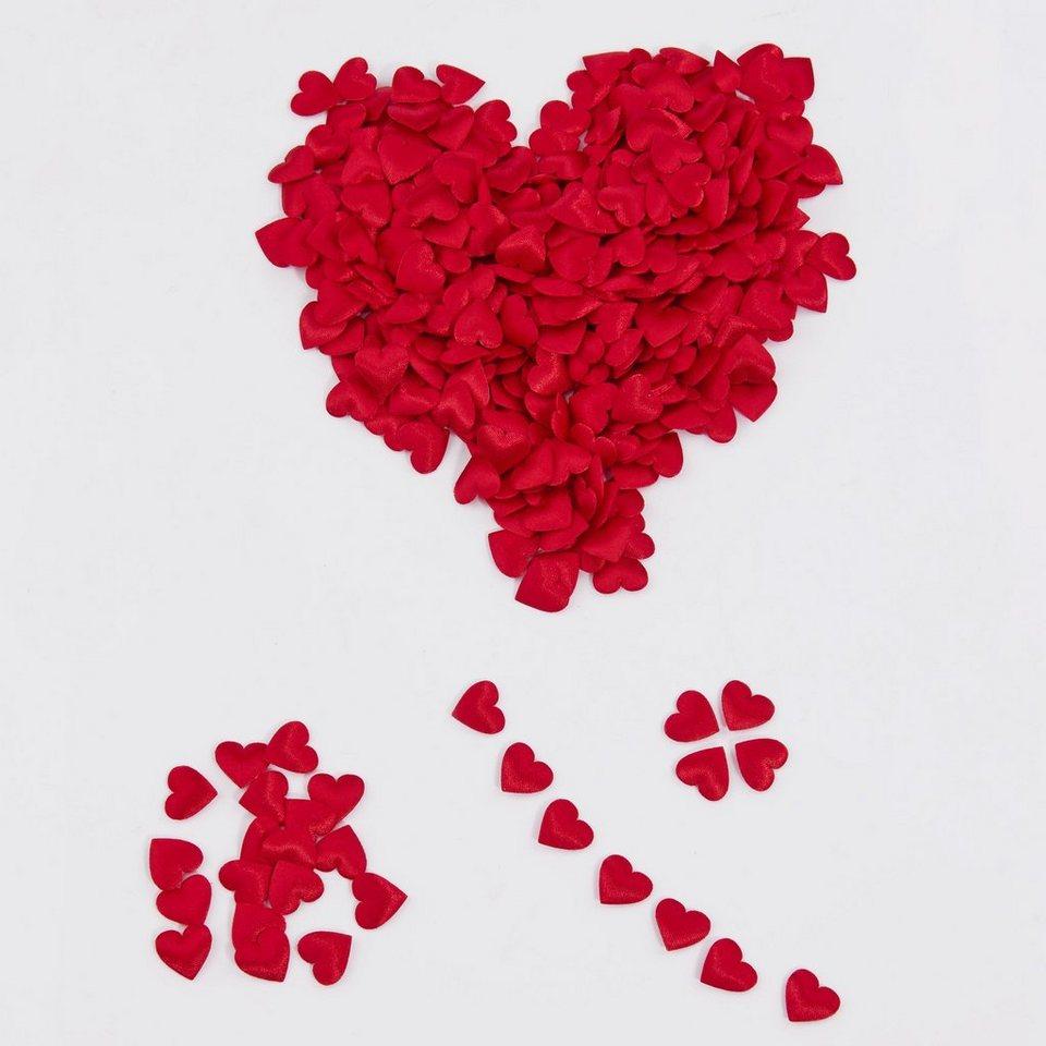 BUTLERS LOVE »Streuherzchen« in rot