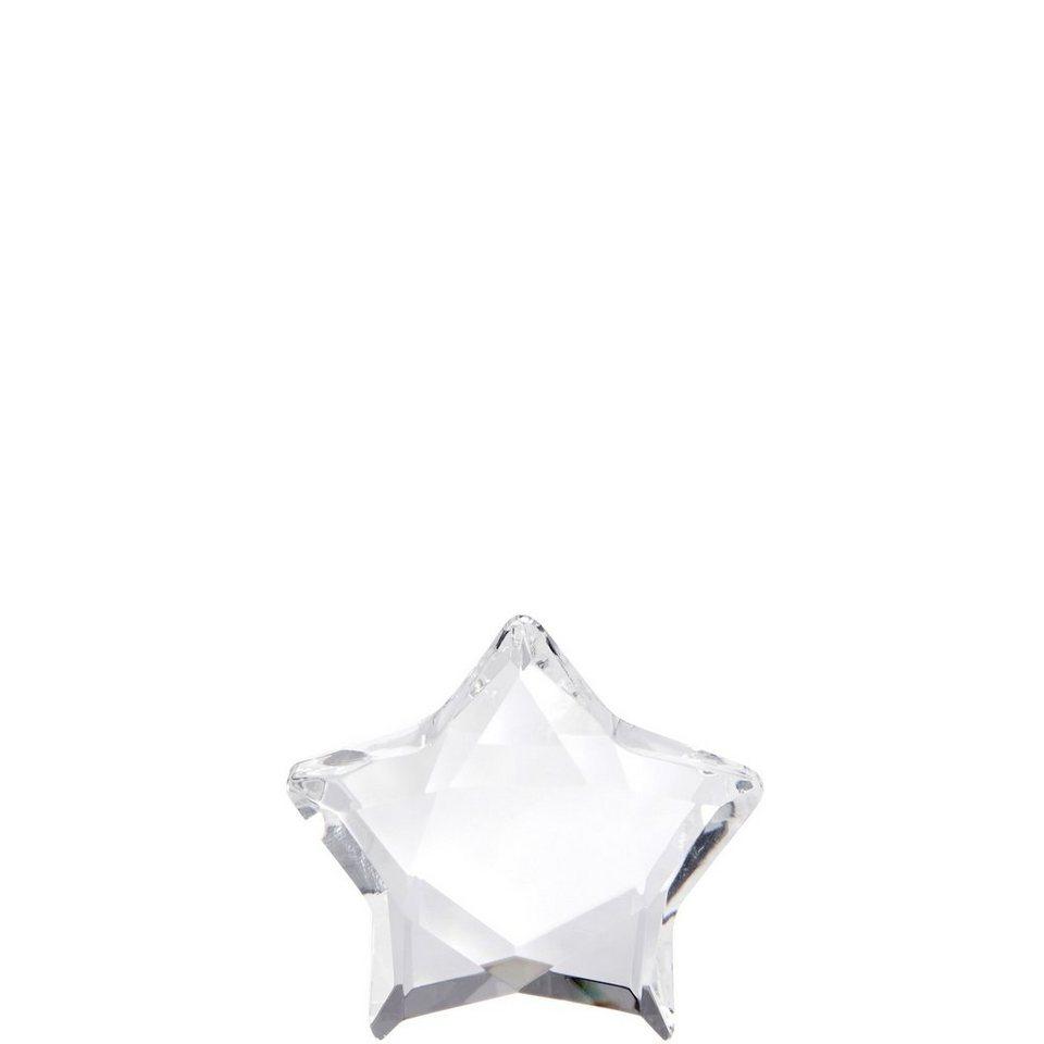 BUTLERS MONBIJOU »Kristall Stern« in transparent