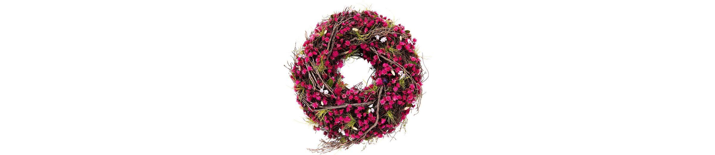 BUTLERS FLORISTA »Blumen Kranz«