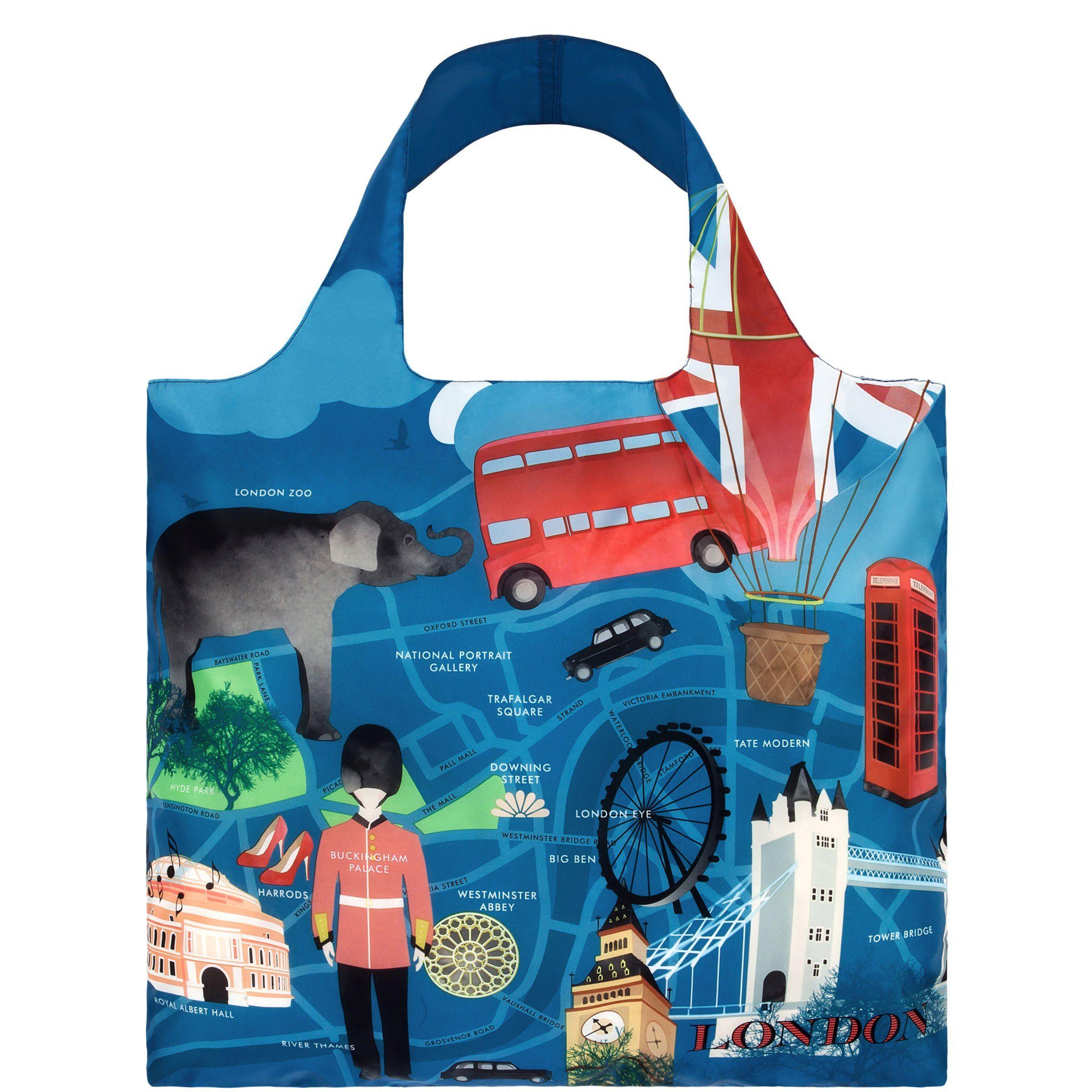 BUTLERS LOQI »Einkaufstasche London«