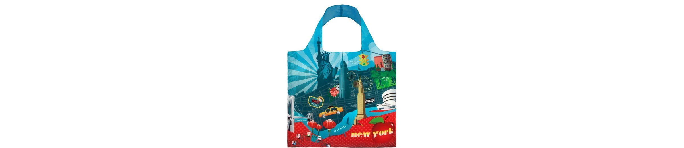 BUTLERS LOQI »Einkaufstasche New York«