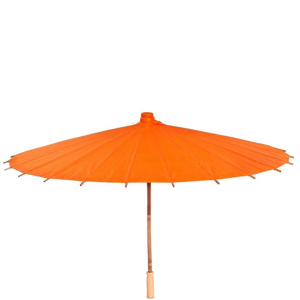 BUTLERS MISS SAIGON »Papierschirm« in orange