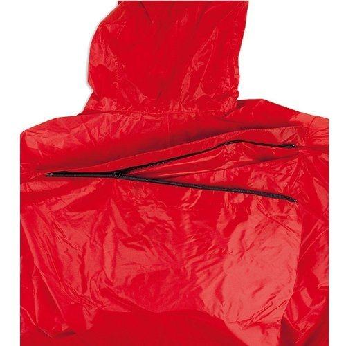 Tatonka Ponchos »Cape Men M« in red