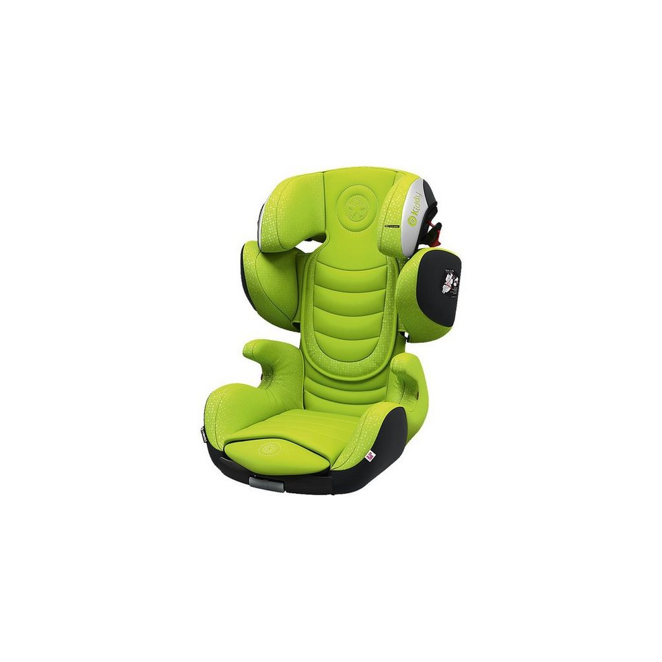 Kiddy Auto-Kindersitz Cruiserfix 3, lime green, 2017 in grün
